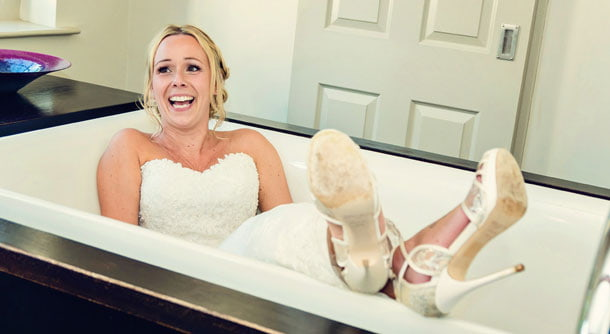 Bathtub Bride